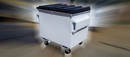 Industrial Waste Bins